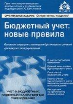 Бюджетный учет: новые правила (3 изд.)