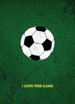 I love this game. Футбол