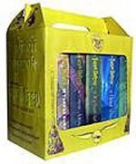 Гарри Поттер. Золотой подарок. Комплект из 6 книг