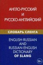 Англо-русский и русско-английский словарь сленга. Свыше 20 000 слов, сочетаний, эквивалентов и значений. С транскрипцией