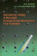 Квазичастицы в физике конденсированного состояния. Учебное пособие