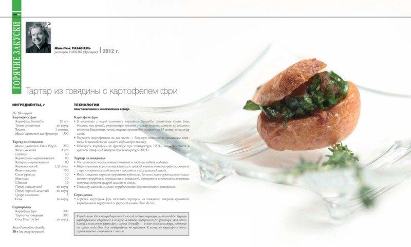 Рецепты от лучших шеф поваров мира с фото