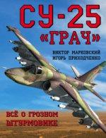 Су-25  Грач . Всё о грозном штурмовике