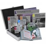 Цифровая фотография. Инструменты мастера (комплект в чемоданчике: 6 книг, DVD-ROM с мастер-классом Майкла Фримана) + Битва полов