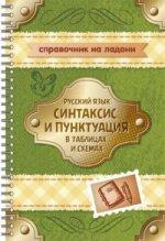 Русский язык.Синтаксис и пунктуац.в табл.и схемах