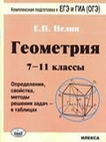 Геометрия 7-11кл Опред., св-ва, метод. реш. задач
