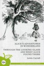 Алиса в стране чудес, Алиса в Зазеркалье (англ.яз)