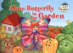 Бабочка Алина в огороде. Aline-Butterfly in the Garden. (на англ. яз) 1 уровень