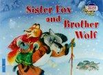 Лисичка-сестричка и братец волк. Sister Fox and Brother Wolf. (на английском языке)