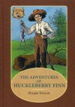 The Adventures of Huckleberry Finn = Приключения Гекльберри Финна: роман на англ.языке