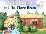 Златовласка и три медведя. Goldilocks and the Three Bears. (на англ яз) 2 ур