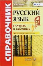 Справочник. Русский язык в схемах и таблицах