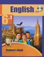 Тер-Минасова Английский язык. 6 класс. Учебник. Часть 1+ CD (ФГОС)