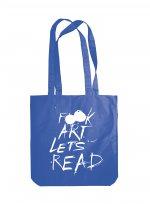 Читай-сумка. Lets read (размер 38х43 см, длина ручек 62 см, пакет с европодвесом)
