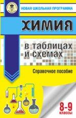 Химия 8-9кл в таблицах и схемах