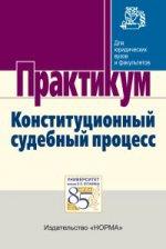 Конституционный судебный процесс: Практикум В.В. Комарова
