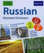 Russian. Illustrated dictionary = Русский язык. Иллюстрированный словарь