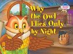 Почему сова летает только ночью. Why the owl flies only by night. (на английском языке)