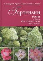 Гортензии,розы и другие красивоцветущие растения