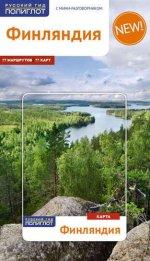 Финляндия с картой (RG1110)
