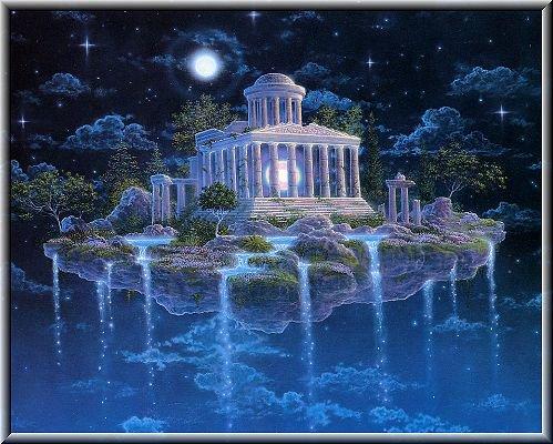 Храм Разума (медитация, 1 страница текста)