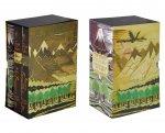 J.R.R. Tolkien, John D. Rateliff. The Hobbit. The History of The Hobbit. London:HarperCollins Publishers, 2007. (Дж.Р.Р. Толкин, Толкиен, Дж.Д. Рэтлиф. Хоббит, История хоббита) Подарочное издание комплект из 3 книг в коробке