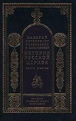История Русской Церкви. Книга 6. Период самостоятельности Русской Церкви (1589 - 1720)