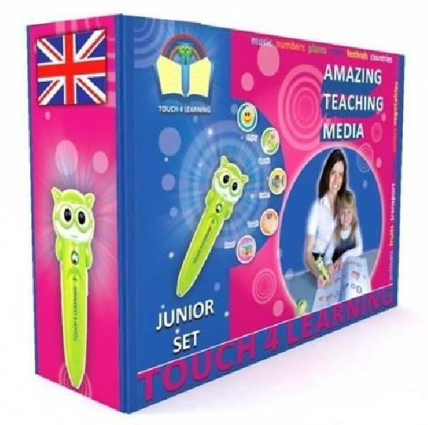 Интерактивный набор для изучения английского языка Touch4learning