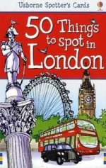 50 Things to Spot in London - flashcards