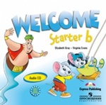 CD Welcome Starter b. Audio CD. Beginner