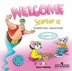 CD Welcome Starter a. Pupils CD. Для самост.зан