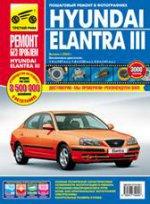 Hyundai Elantra lll с 2000-2006гг. (цв.)