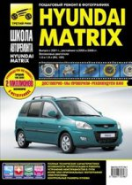 Hyundai Matrix с 2001г., 2005 г./ 2008 г. ч/б