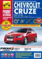 Chevrolet Cruze c 2008 (цв)