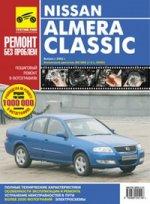 Nissan Almera Classic цв. фото с 2005 г