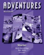 ADVENTURES STATRER Writing Book