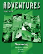 ADVENTURES ELEMENTARY Writing Book
