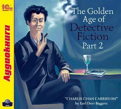 The Golden Age of Detective Fiction. Part 2