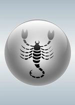 Скорпион (24.10 – 22.11)