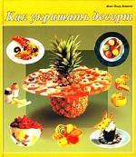 Как украшать десерт