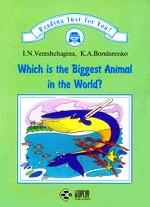 Which is the Biggest Animal in the World?