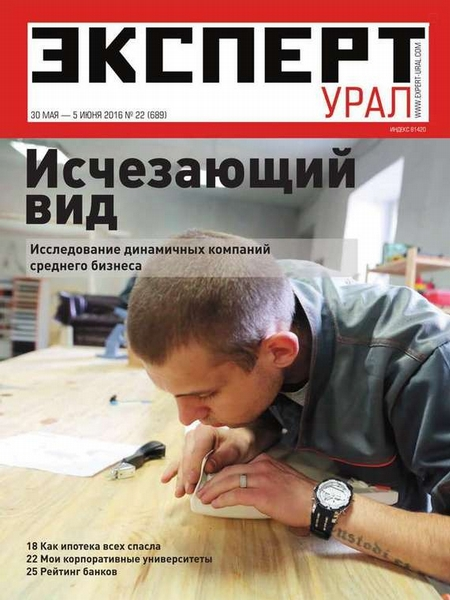 Эксперт Урал 22-2016