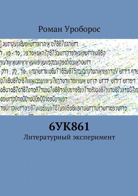 6УК861. Литературный эксперимент