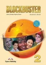 Blockbuster-2. Students Book. Elementary. Учебник