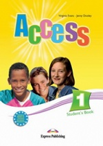 Access-1. Students Book. Beginner. Учебник