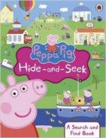 Peppa Pig: Peppa Hide-and-Seek: Search & Find Book