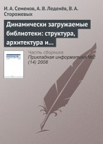 Динамически загружаемые библиотеки: структура, архитектура и применение (часть 1)
