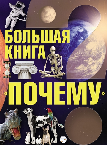 Большая книга «Почему»