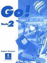 Обложка книги Go! Tests 2