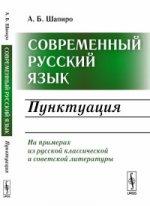 Современный русский язык: Пунктуация